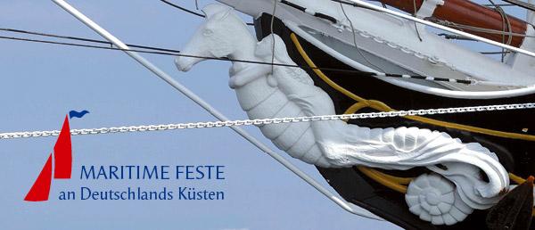 Maritime Feste Deutschlands